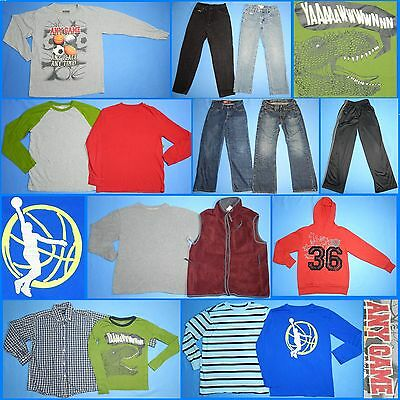 15 Piece Lot Nice Clean Boys Size 12 Fall School Winter Everyday Clothes FW170