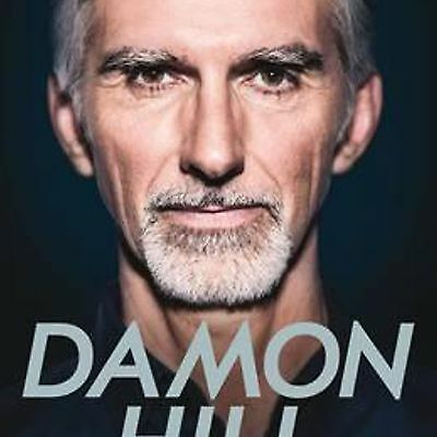 Damon Hill Watching The Wheels My Autobiography Formula One 1 Book