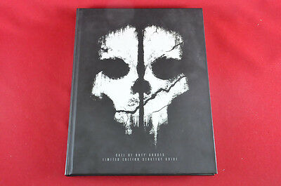 Call of Duty: Ghosts Limited Edition Strategy Guide