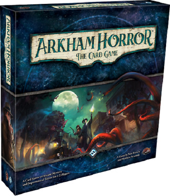 Arkham Horror The Card Game LCG by Fantasy Flight Games