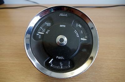 Smiths  Oil Temp Fuel Gauge  Ip3225/00A