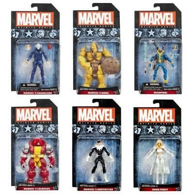 """Marvel Infinite Series Action Figures 3.75"""" Scale Official Hasbro Toy"""