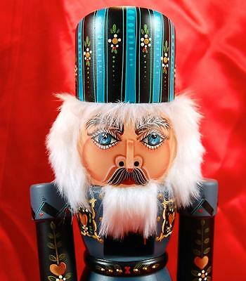 1987 SUSAN MILFORD NUTCRACKER - LITTLE GENERAL - #10 of 5000 SIGNED w/BOX!