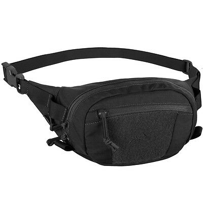 Helikon Possum Waist Pack Security Army Police Tactical Outdoor Fanny Bag Black