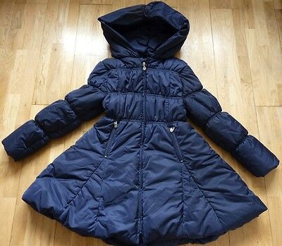 Ariana Dee Beautiful Winter Padded Coat, in Navy, Size 12 years, Excellent Cond!