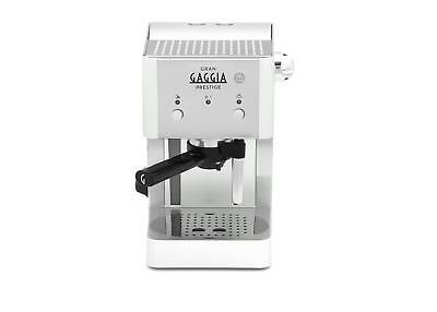 Gaggia Gran Prestige | Manual Espresso Coffee Machine, 15bar, Stainless Steel