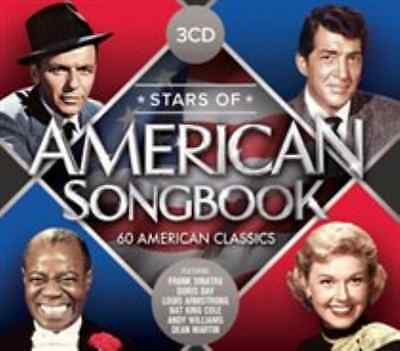 Various Artists-Stars of American Songbook  CD / Box Set NEW