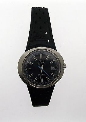 Men's Vintage Fully Original Omega Geneve Dynamic Automatic Watch Swiss Made