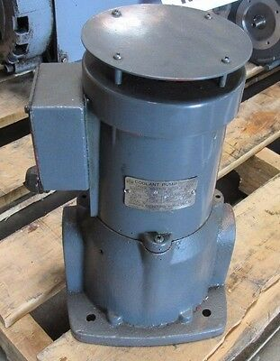 Shibaura Coolant Pump Opf-400H 3 Phase Induction Motor 2P 400W Made In Japan