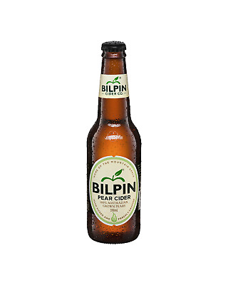 Bilpin Pear Cider case of 24 330mL