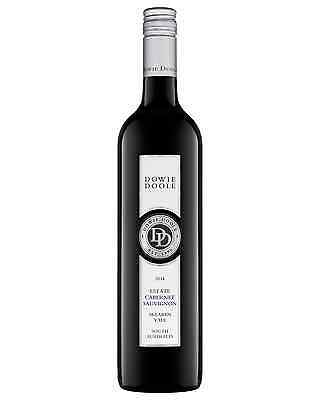 Dowie Doole Estate Cabernet Sauvignon 2014 case of 12 Dry Red Wine 750mL