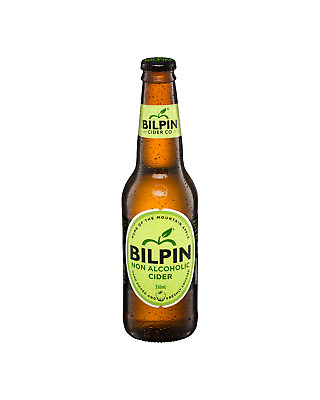 Bilpin Non Alcoholic Cider case of 24 330mL
