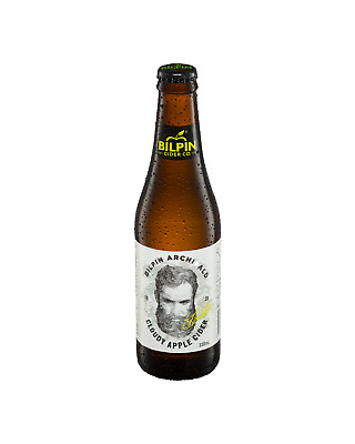 Bilpin Archibald Cloudy Apple Cider case of 24 330mL