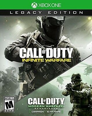 Call Of Duty: Infinite Warfare - Legacy Edition for Xbox One [New Xbox One]