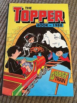 The Topper Book 1988 (Excellent condition)
