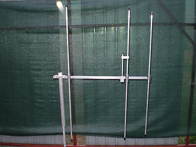 Base antenna  yagi 3 element gamma  2m 145Mhz repeater simplex