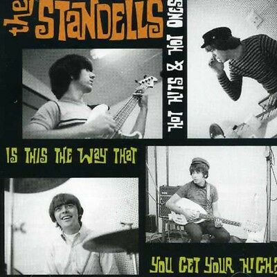 The Standells - Hot Hits & Hot Ones Is This the Way That You Get [New CD] UK - I