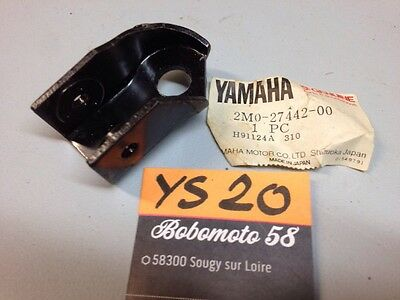 Yamaha 2M0-27442-00 XS650 XS 650 support repose pied AR , rear footrest bracket