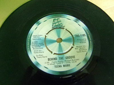 Teena Marie     Behind The Groove