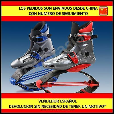 Botas Saltar Kangoo Jumps Shoes Boots Jumping Outdoor Fitness Bounce Sports