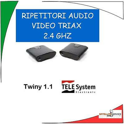 Ripetitori Audio Video Telesystem Twiny 1.1