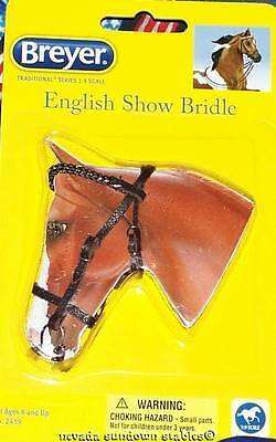 Breyer Model Horse Accessory English Show Bridle