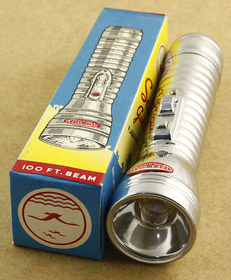 Sea-Gull Vintage Flashlight New Old Stock