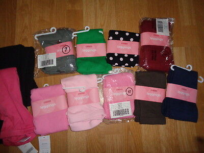 NWT Gymboree Wholesale Lot vintage leggings and bottoms sizes 18-24 to 9