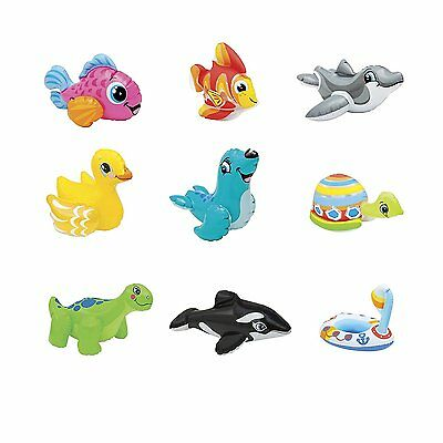 Intex Puff N Play Bath Toys - Assorted Designs Available