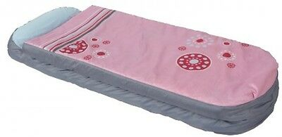 ReadyBed Airbed And Sleeping Bag In One, Pink