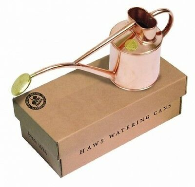 Haws V181 1L Hand-Made Copper Watering Can - Gold