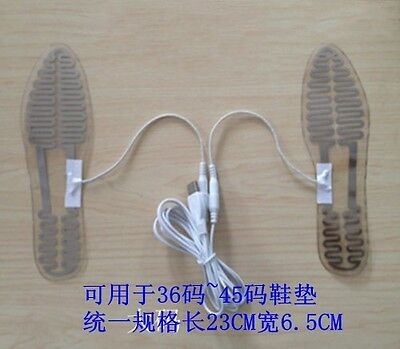 1PC 5V insoles insole / usb insole electric film