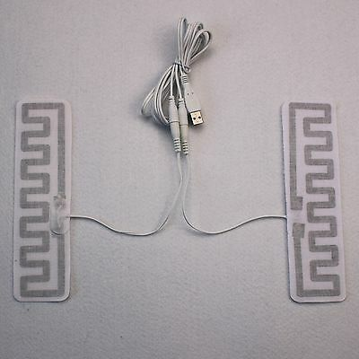 1PC 5 ~ 6 (v)  USB Insole Heater / Warm Foot Heater / Warm Insole