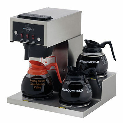 Bloomfield 8571 3L Low Pro Commercial Coffee Brewer Maker CONTACT 4 SHIPPING