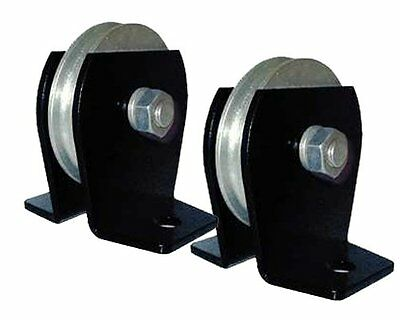 5RRR1 Pulley Block, Wire Rope, 1000 lb Load Cap.