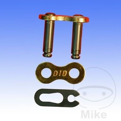 DID Link G&B428NZ G&B428NZ Clip Split Spring Link For Motorcycle Chain