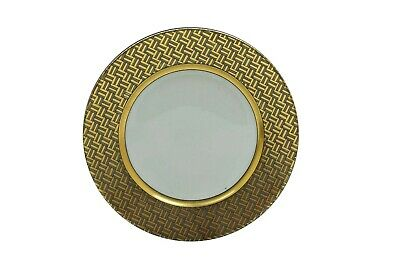 """Fitz and Floyd Damascene Gold Silver 6.5"""" Bread and Butter Plate(s)"""