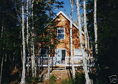 Ferienhaus am See in Kanda- Nova Scotia (Kings County)