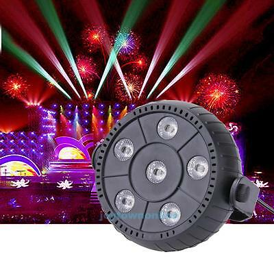 60W LED Stage Laser Projector Lighting Party Disco DJ Club Music Bar Light New