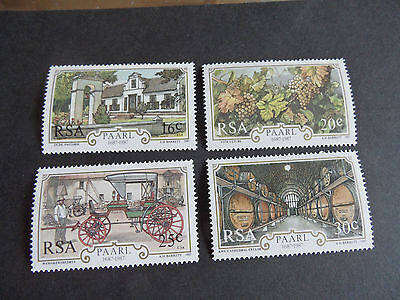 South Africa 1987 Sg 620-623 300Th Nniv Of Paarl Mnh