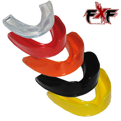 Gum Shield Mouth Guard protect For Rugby MMA Martial Arts Hockey Sports Boxing