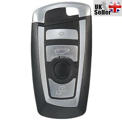 4 Button Remote Smart Key With Blade Bmw 1 3 5 Series F10 F20 F30 F40 With Logo