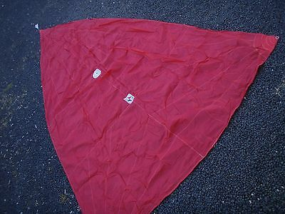 NS14  spinnaker 0.75 oz 4.5 x 2.42m repairs done, 6 small holes else vg ready