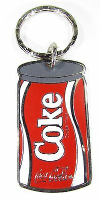 Keychain with Coke Can from 1986