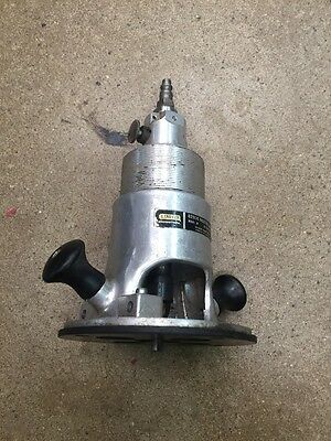 Stanley Industrial Air Router Model S-30-2   21000 Rpm