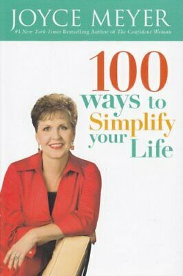 100 Ways to Simplify Your Life by Meyer, Joyce Book The Cheap Fast Free Post