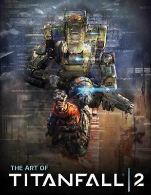 NEW The Art of Titanfall 2  By Andy McVittie Hardcover Free Shipping