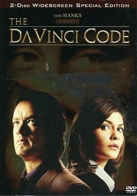 The Da Vinci Code [New DVD] Special Edition, Subtitled, Widescreen, Ac-3/Dolby