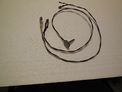 """SPEAKER WIRE HARNESS FOR A VINTAGE FENDER SUPER//CONCERT AMP With 4x10/"""" SPEAKERS"""