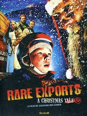 Rare Exports: A Christmas Tale [New DVD] Subtitled, Widescreen